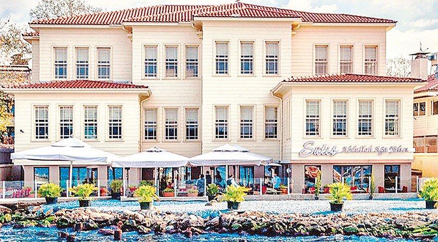 Topbaş Ailesi'nin restoranı için tarihi doku bozuldu