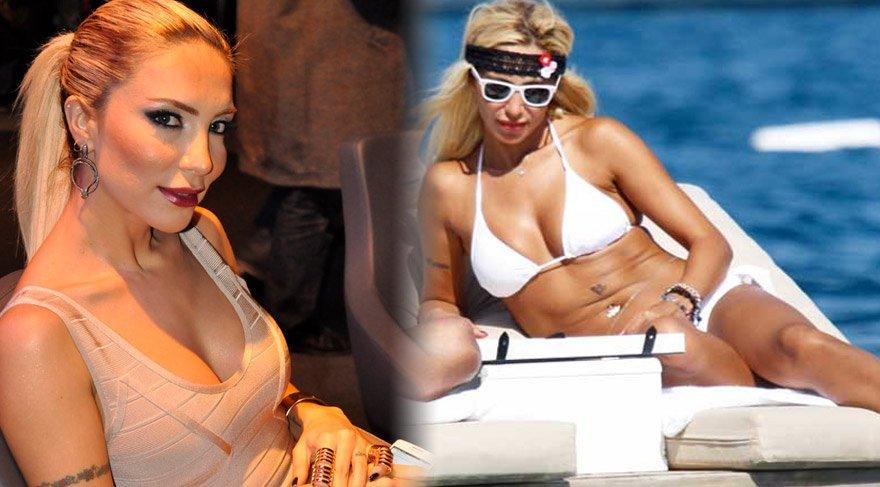 Rüştü Reçber, eşi Işıl Reçber'i bikinili görüntü vermemesi için uyardı