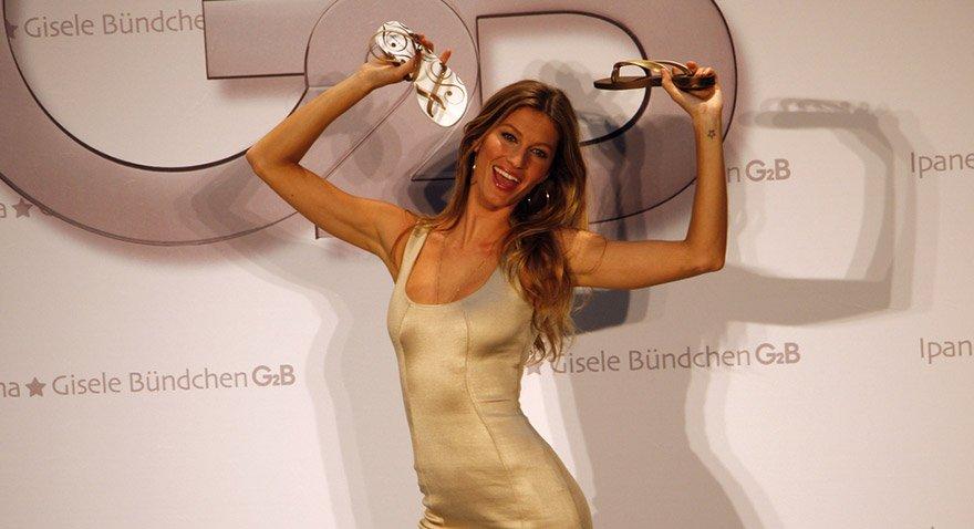 Gisele Bündchen Fotoğraf: Reuters
