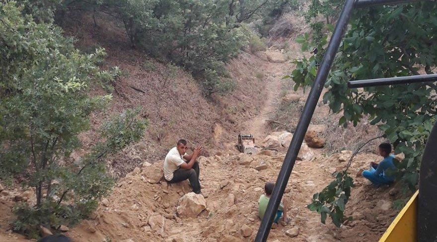 Nazilli'de göçük faciası: 1 ölü