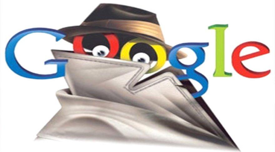 Google her adımınızı izliyor!
