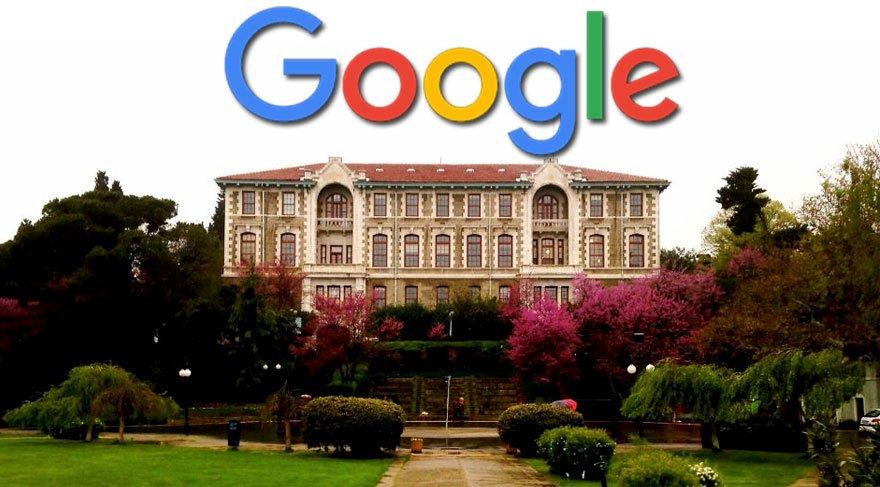 Boğaziçi Üniversitesi'nden Google'ı geride bırakan yazılım