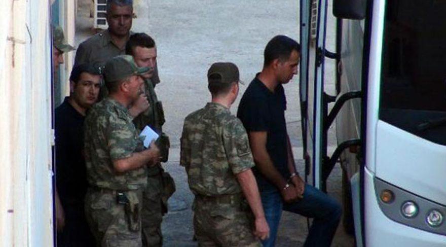 FETÖ'den aranan raportör, gözaltına alındı