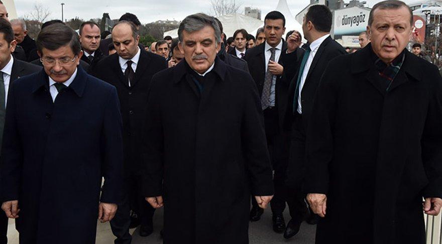AKP'de tarihi buluşma! Gül ve Davutoğlu da orada olacak