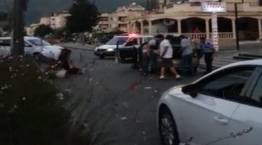 Çocuk dolu otobüs devrildi: 38 yaralı