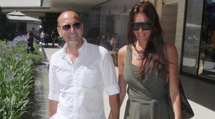 Boşanacakları iddia edilen Güzide Duran ve Andan Akosy el ele!