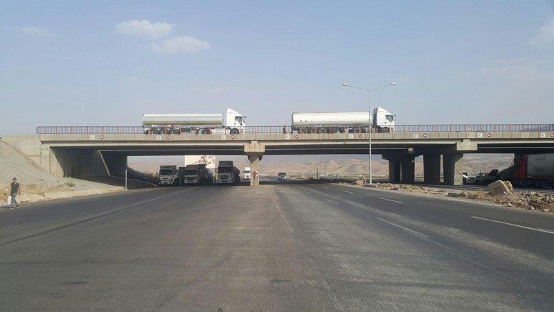 FOTO:DHA - Büyük soygun işte bu noktada gerçekleşti.