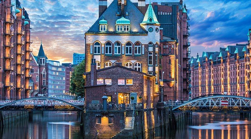 Denizcilerin kenti Hamburg