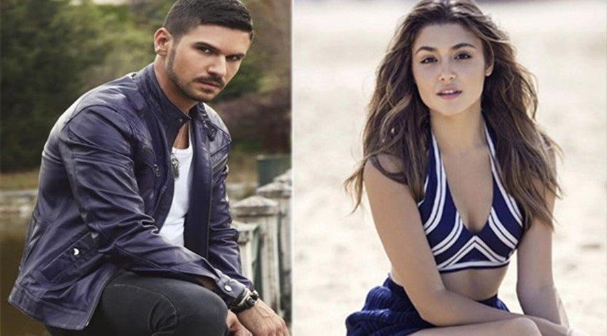 Hande Erçel ve Tolgahan Sayışman'lı 'Siyah İnci' dizisi Eylül'de Başlıyor