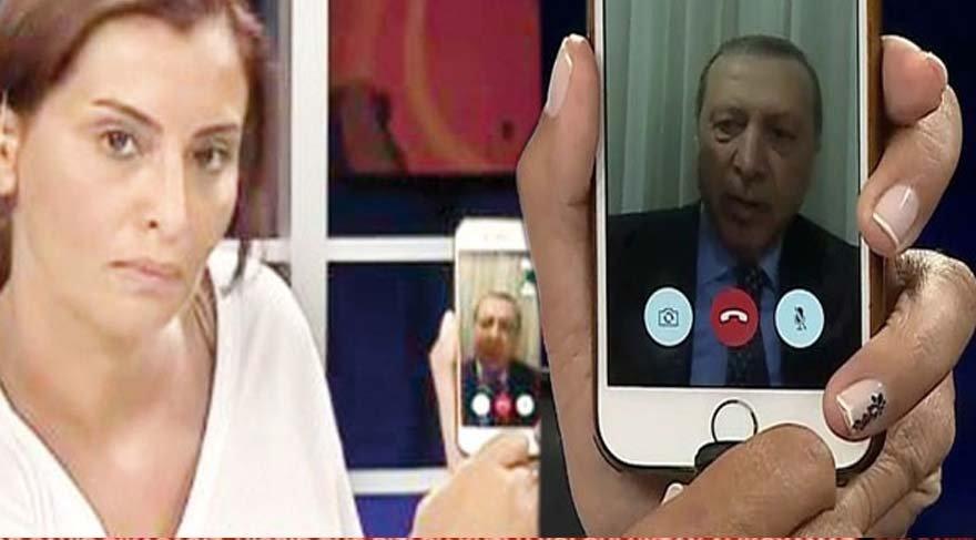 Hande Fırat: Cumhurbaşkanı da telefonu soruyor!
