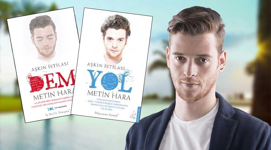 Adriana Lima ile aşk yaşayan yazar Metin Hara'nın kitapları kaç sattı?