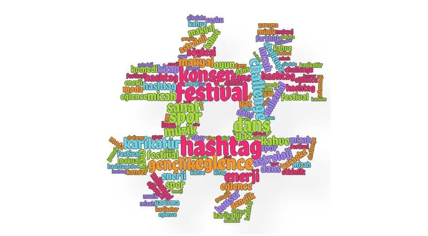 Türkiye'nin ilk sosyal medya festivali: #HashtagFestival