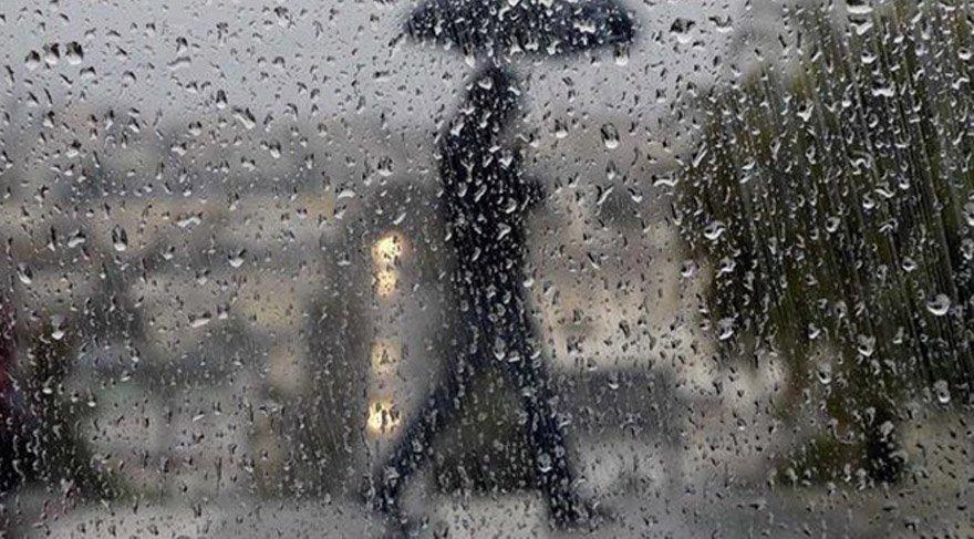 İstanbul dikkat hafta sonu yağmur geliyor! 13 Ekim Hava durumu