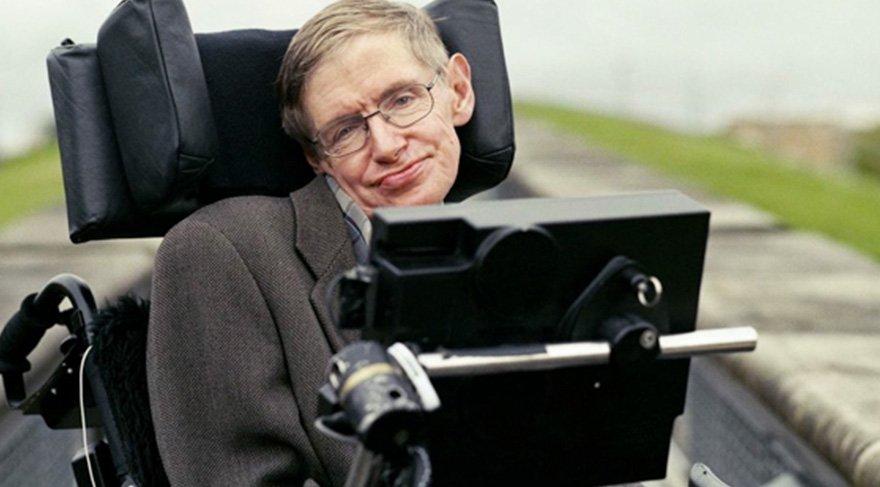 Stephen Hawking'ten korkutan açıklama: 200 yıl sonra yuva aramalıyız