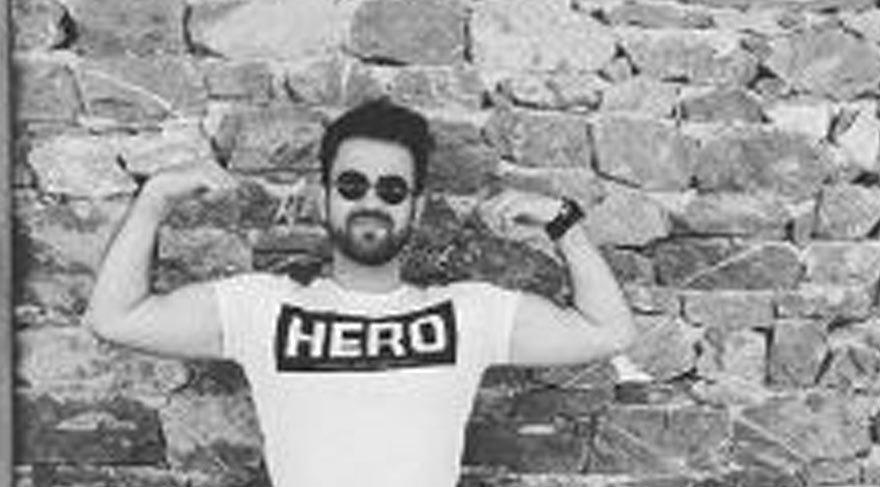 Hero yazılı tişört giyen üniversite öğrencisi gözaltına alındı