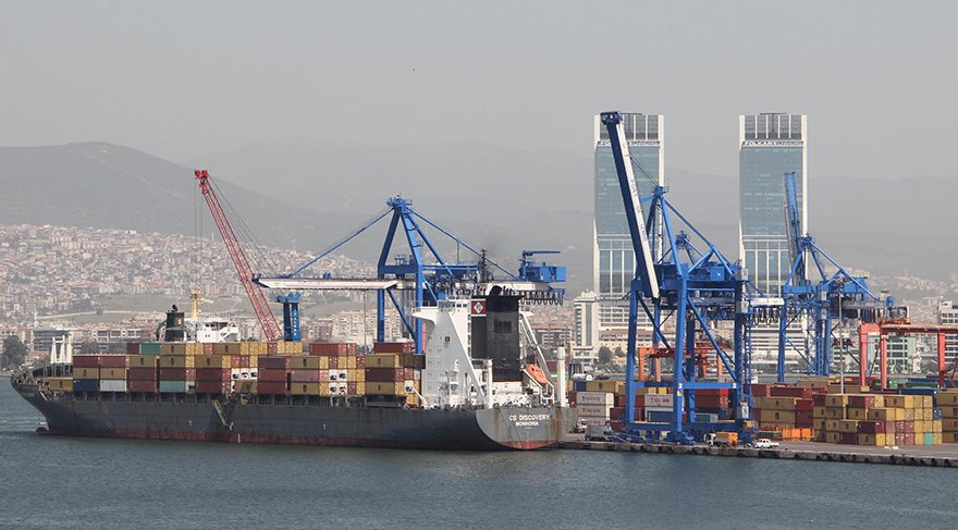 Dış ticaret açığı Haziran'da geriledi