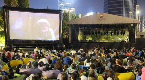 Açıkhava sinemasında Ağustos programı belli oldu