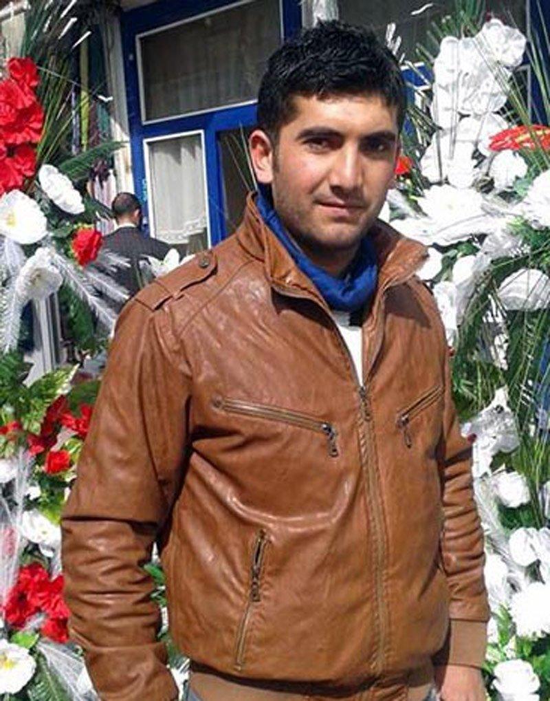 Mehmet Şakir M. şimdi gözaltında.