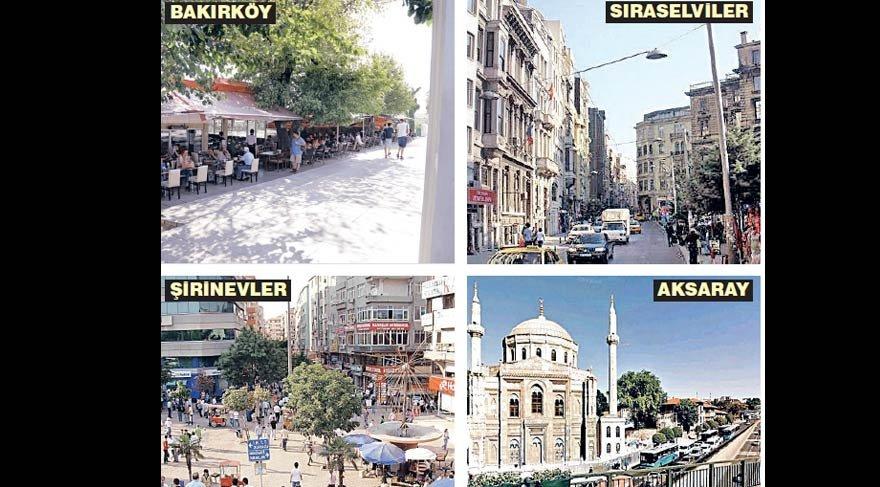 İstanbul'da 71 cadde ve meydan 2.5 yılda yeniden düzenlenecek