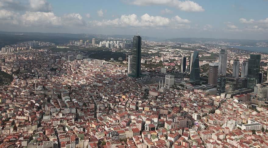 Konut metrekare fiyatları en yüksek 5 kent