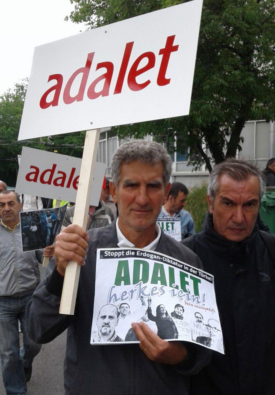 İsviçre'deki yürüyüş, Türkiye Cumhuriyeti'nin temellerinin atıldığı Lozan'dan başladı. Yürüyüş, Cenevre'deki BM Meydanı'nda bugün sona erdi.