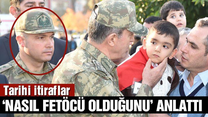 İtirafçı olan FETÖ'cü askerler örgütün şifrelerini verdi