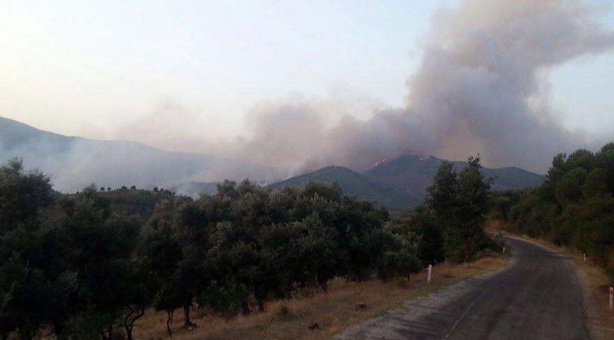 İzmir yanıyor!