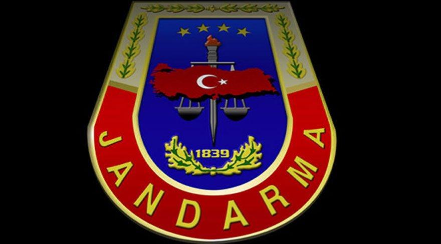 Jandarma'da terfiler belli oldu