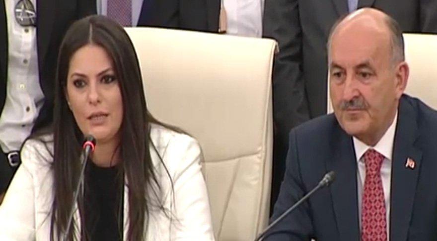 Jülide Sarıeroğlu'ndan ilk açıklama