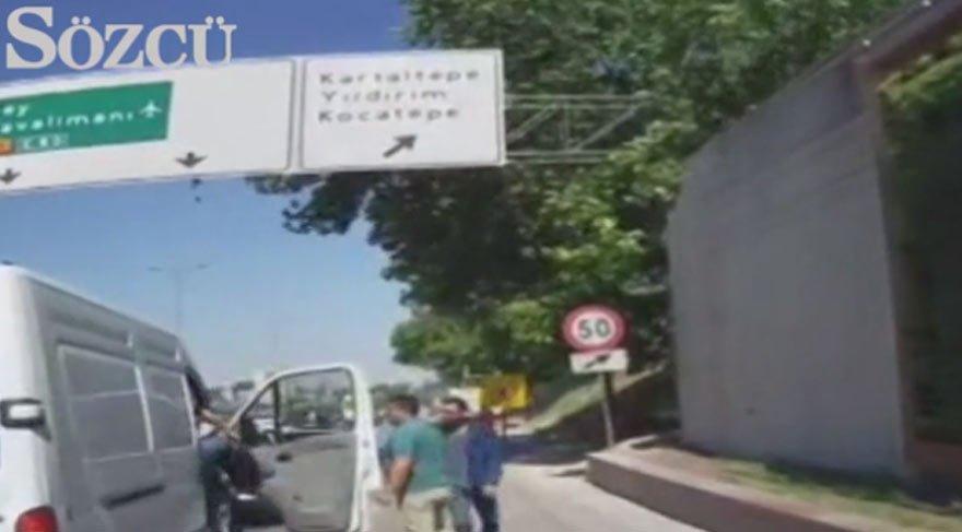 İstanbul'da 1 milyon dolarlık soygun kamerada