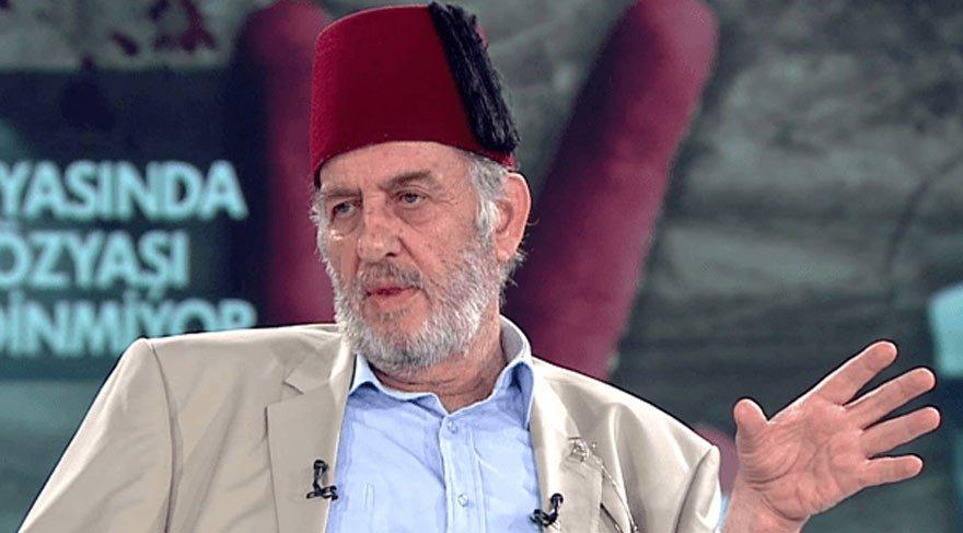 'Keşke Yunan galip gelseydi' diyen Kadir Mısıroğlu hakkında suç duyurusu