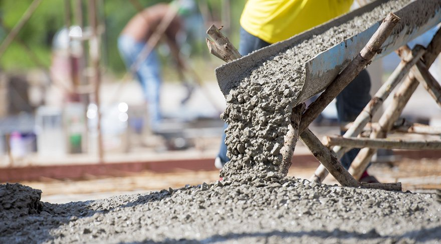 İlk dört ayın çimento rakamları açıklandı