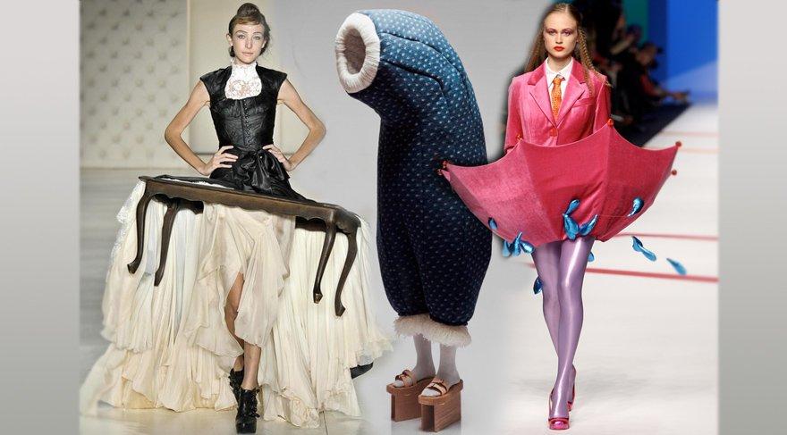 Satın almadan önce 10 kere düşünmeniz gereken absürt kıyafetler!