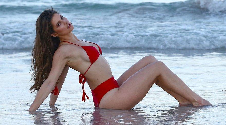 Amanda Cerny'den seksi çekim!