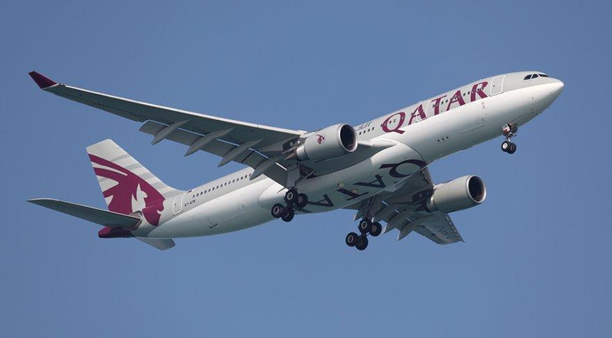 Katar açıkladı: Laptop yasağı kaldırıldı