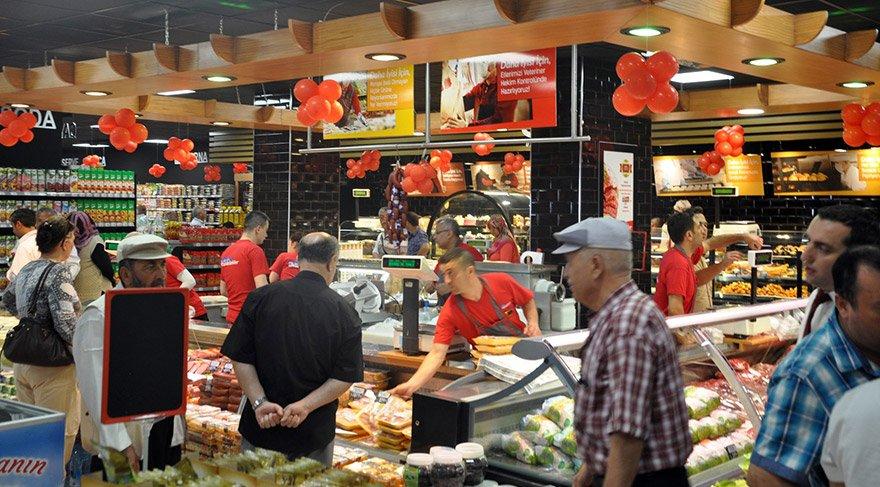 Ramazan ayında en çok tüketilen yiyecekler et, karpuz ve domates oldu