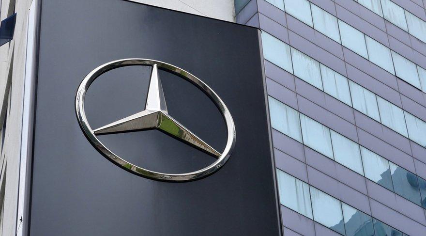 Mercedes'te 'emisyon hilesi' iddiası