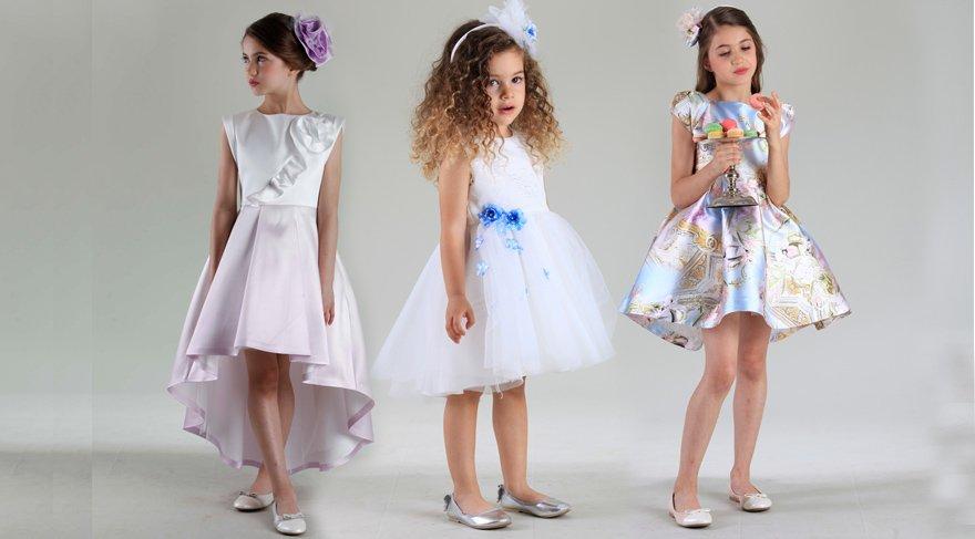 2017 yaz çocuk trendlerinde renkler öne çıkıyor