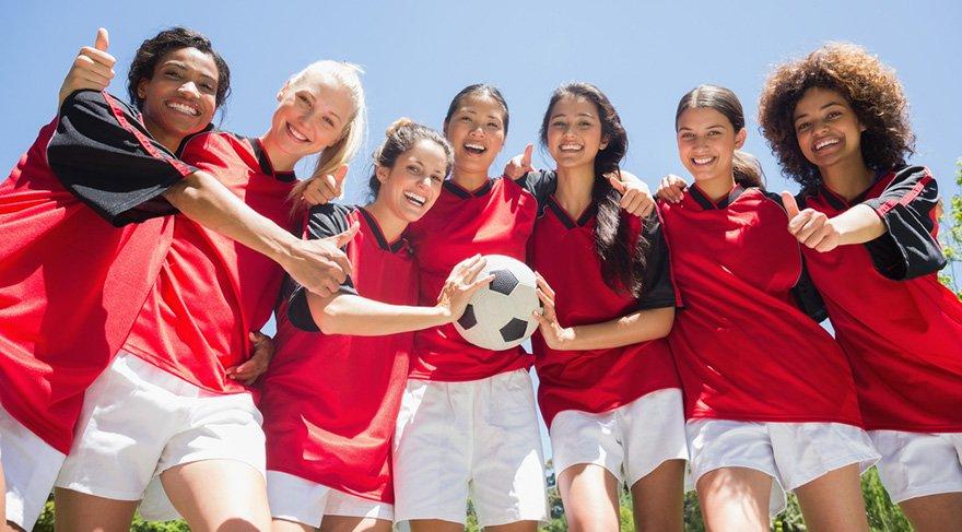 En çok kazanan kadın futbolcular