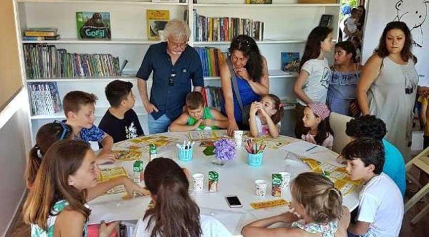 Türkiye'nin 10'uncu 'Karikatürlü Ev'i açıldı