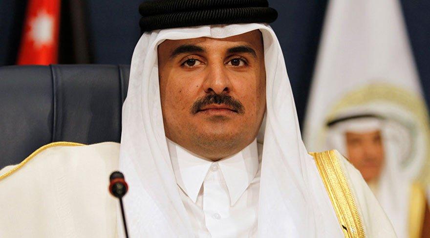 Katar Emiri krizden bu yana ilk defa konuştu: Bu kampanya önceden planlanmıştır