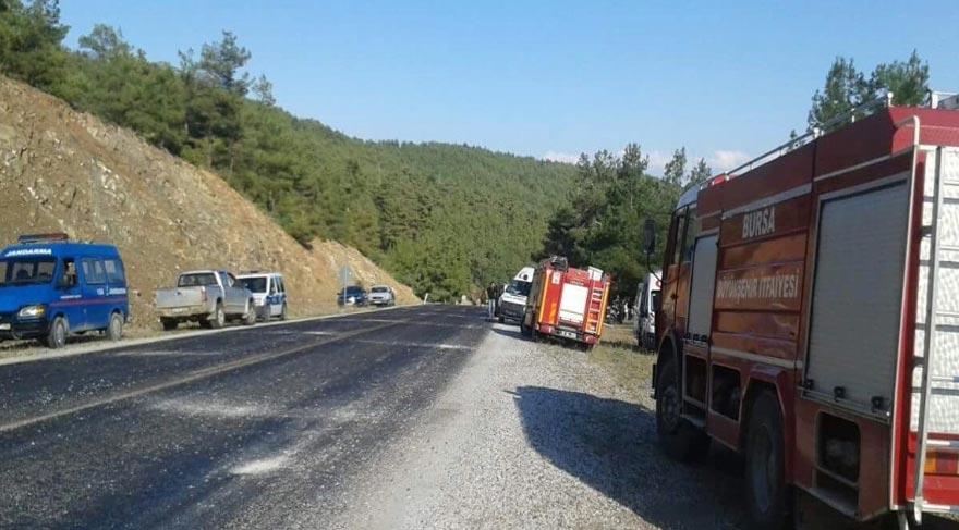 Uşak ve Konya'daki trafik kazalarında 2 polis şehit oldu