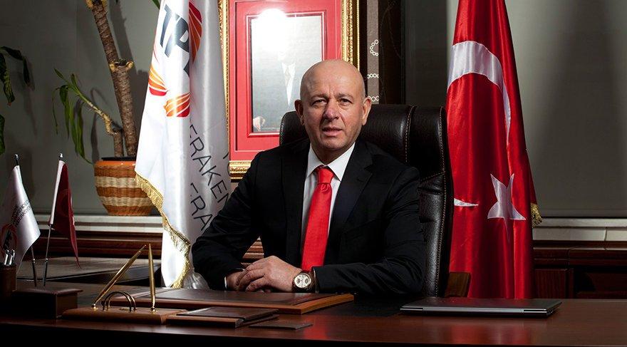 Türkiye Perakendeciler Federasyonu (TPF) Başkanı Mustafa Altunbilek