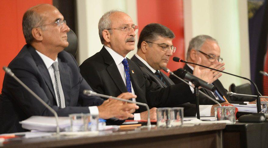 CHP lideri Kılıçdaroğlu'ndan, Akıncı Üssü Davası'na müdahillik talebi