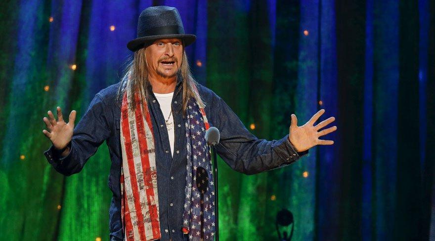 Dünyaca ünlü rockçı siyasete giriyor
