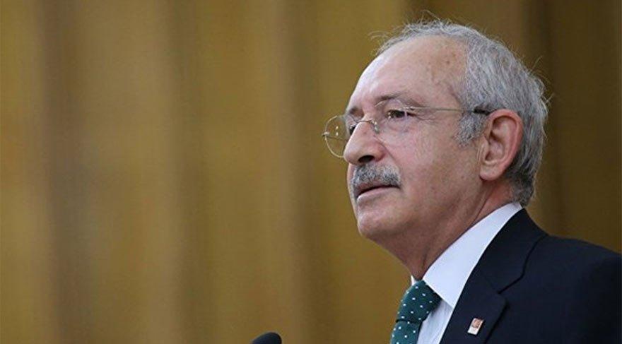 CHP'den 10 maddelik 'mücadele ve eylem programı'