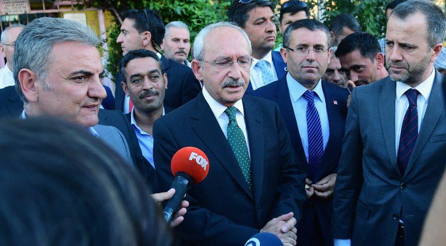 Kemal Kılıçdaroğlu'ndan PM'de sert sözler