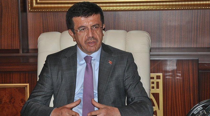 Bakan Zeybekci'den TÜSİAD'a ziyaret