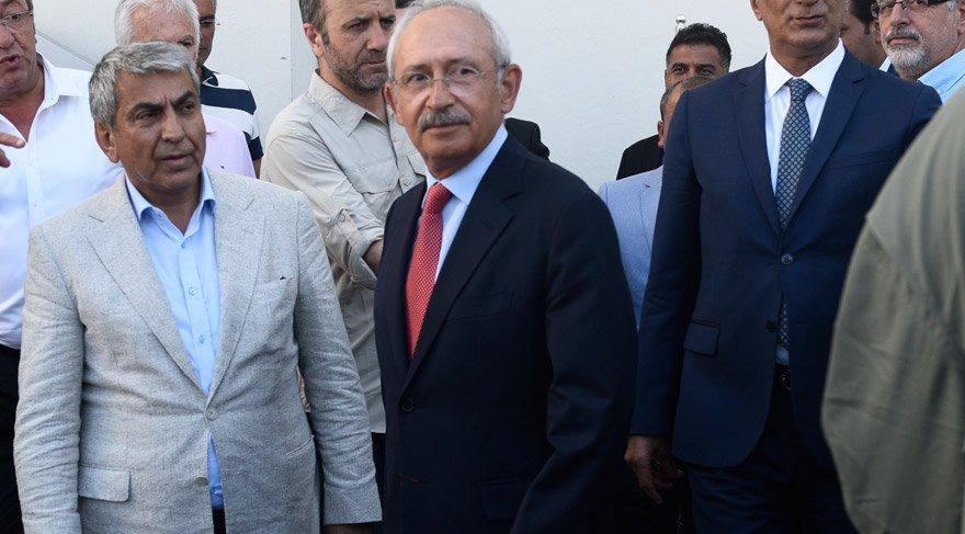 Kılıçdaroğlu'ndan Berberoğlu ailesine ziyaret