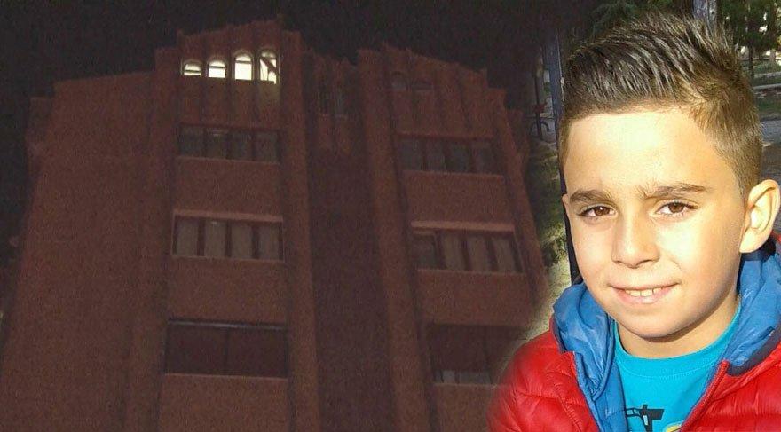 Saklambaç oynarken 7'nci kattan düşüp öldü